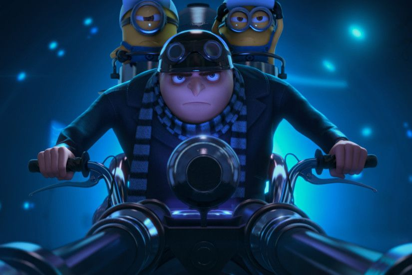 Despicable Me 2 New HD Wallpapers ...