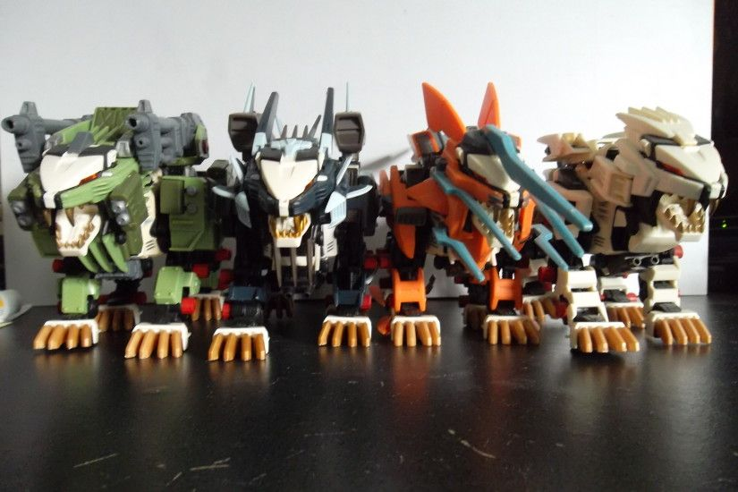 Liger Zero Armors by DuoofDeath1 Liger Zero Armors by DuoofDeath1