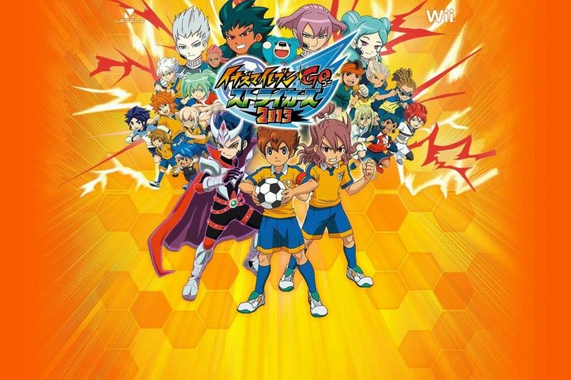 Inazuma Eleven GO Strikers 2013 OST: Beta's Theme