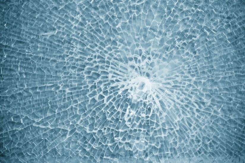 glass crack background surface