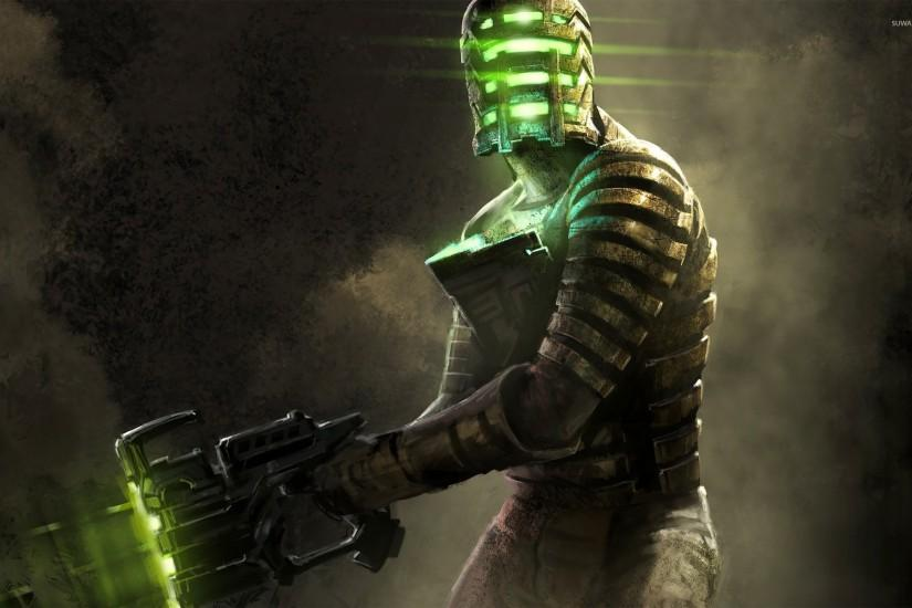 large dead space wallpaper 1920x1200 for full hd