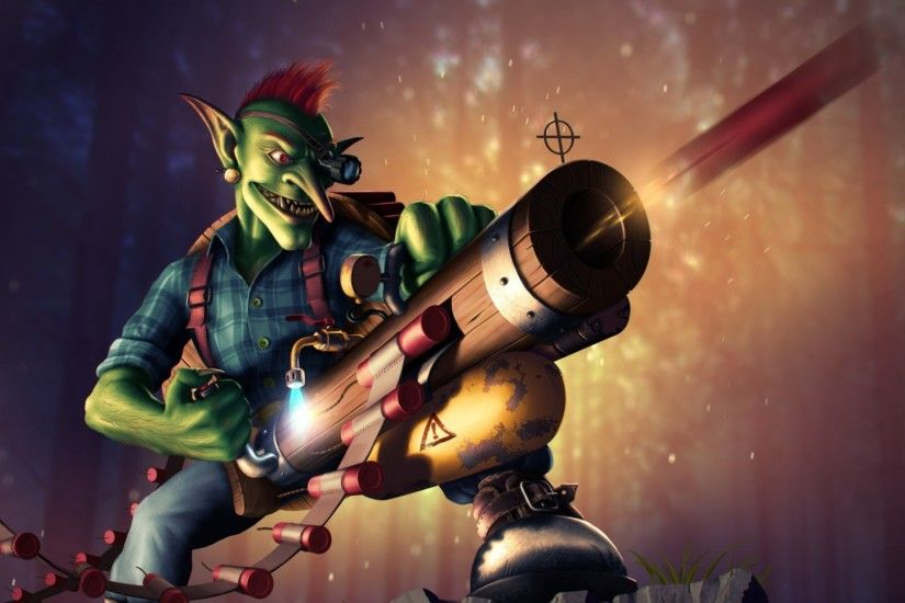 Preview wallpaper hearthstone, hearthstone heroes of warcraft, goblin, art,  warcraft 1920x1080