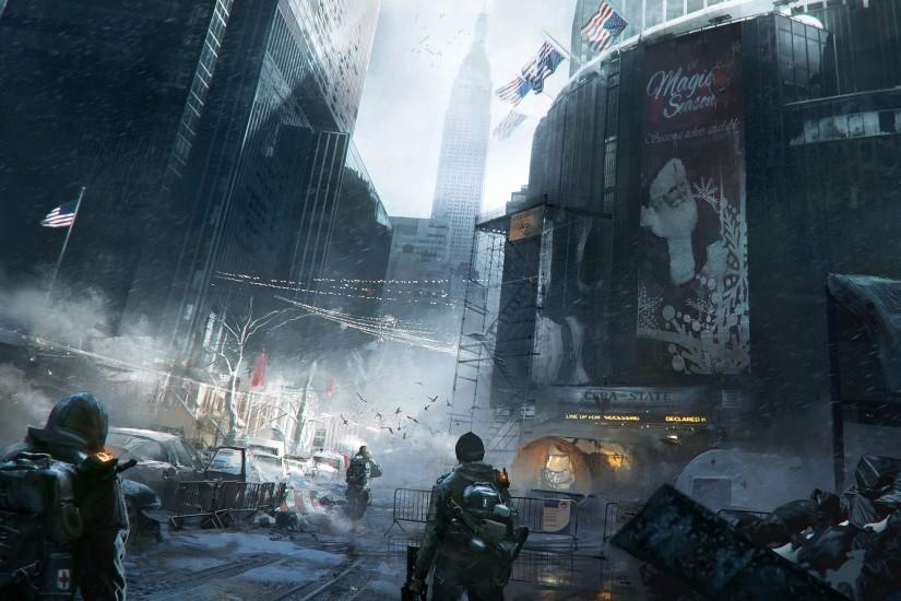 new the division wallpaper 2560x1440 windows 10