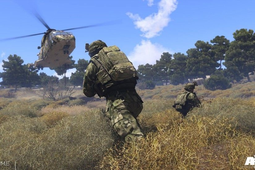 Arma 3 Video Game Wallpaper picture