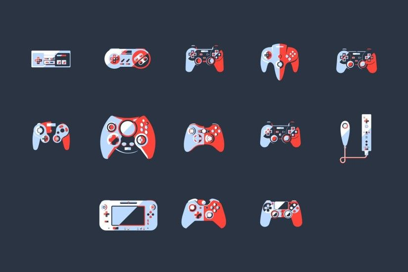 video Games, Controllers, Simple Background, PlayStation, Xbox, Nintendo  Entertainment System, Minimalism, Dreamcast, SNES, N64, GameCube Wallpapers  HD ...