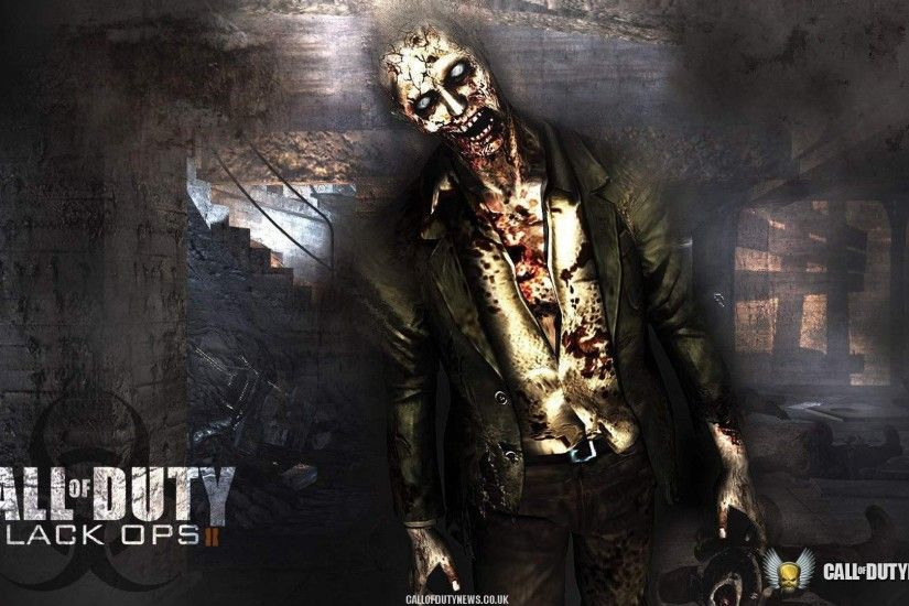 1920x1080 Collection of Call Of Duty Zombies Wallpapers on HDWallpapers  1600×996 Black Ops II