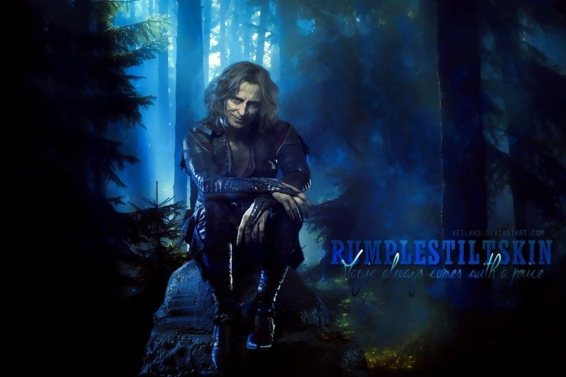 Rumpelstiltskin - Once Upon A Time