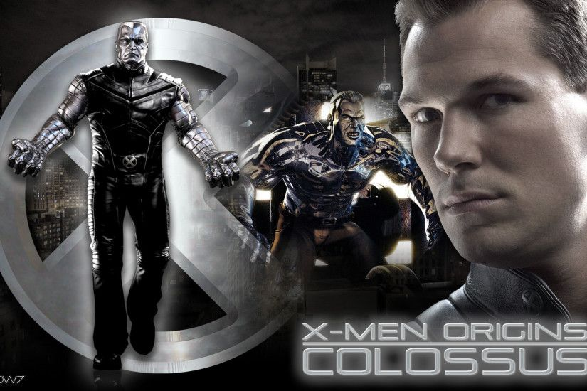 x men colossus