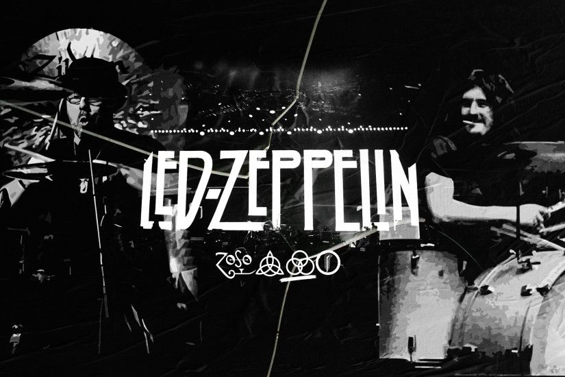 Led Zeppelin Wallpaper 2 by nicollearl Led Zeppelin Wallpaper 2 by  nicollearl