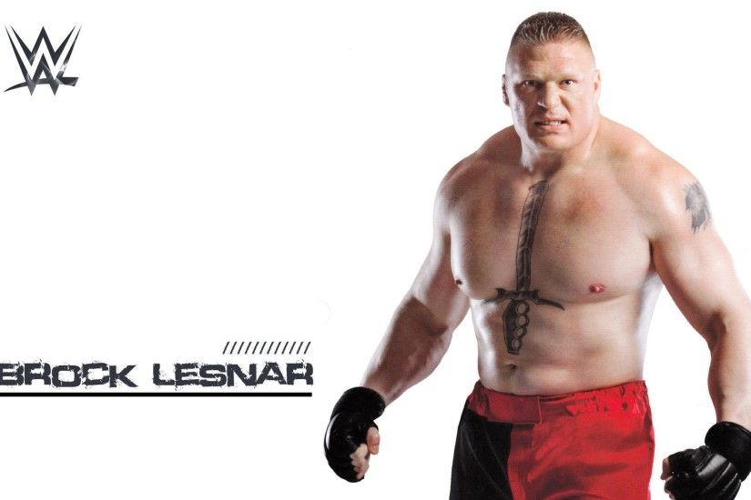 Ultra hd wallpapers of wwe player Brock Lesnar