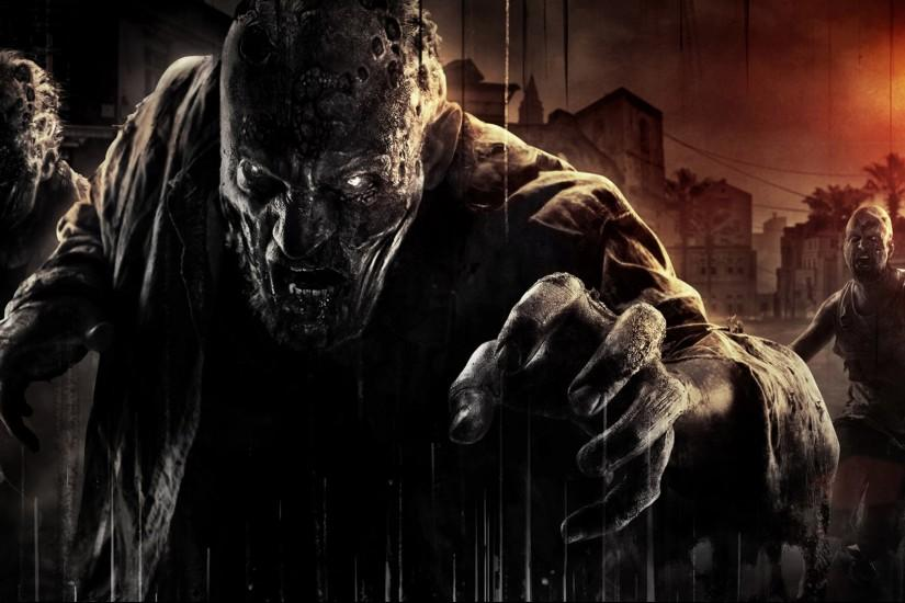 dying light game hd zombies. 1920x1080
