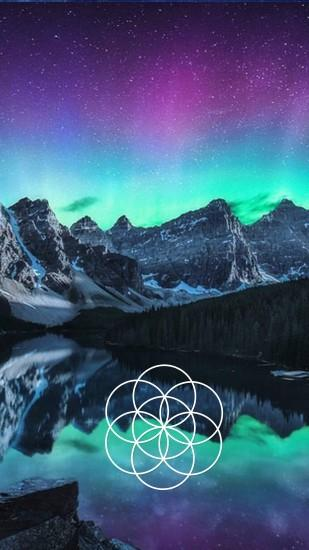 download free sacred geometry wallpaper 1440x2560 for phones