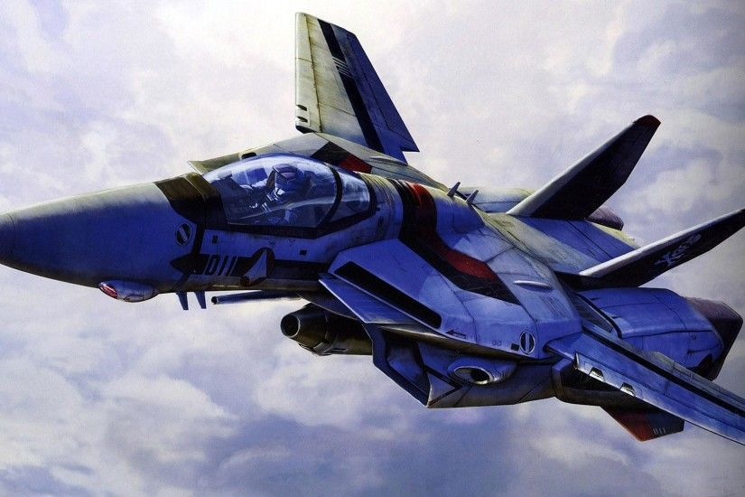 Macross Jet Fighter