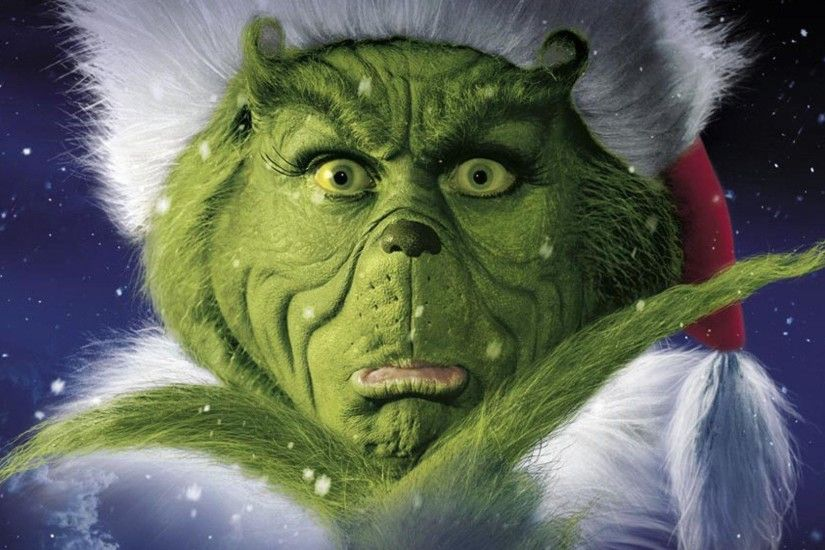 The Grinch - How The Grinch Stole Christmas Wallpaper (31423260 .