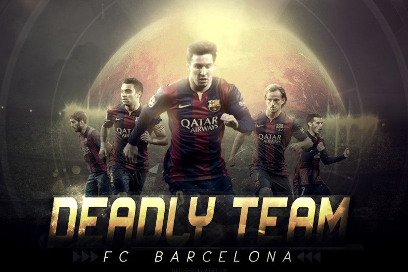 Free Desktop FC Barcelona Wallpapers HD.