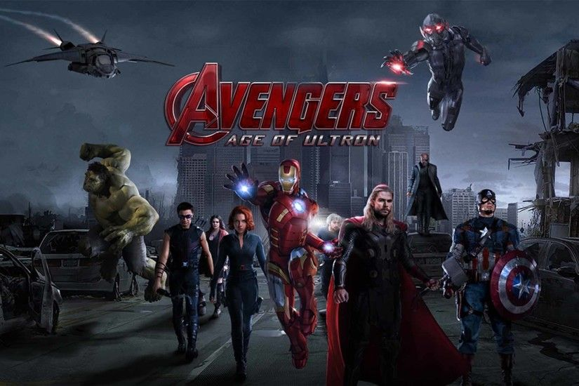 1920x1200 Avengers Age Of Ultron Wallpapers Pack Download - FLGX DB