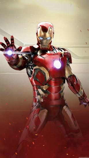amazing ironman wallpaper 1440x2560 full hd
