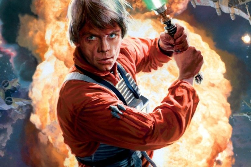 Luke Skywalker 521683
