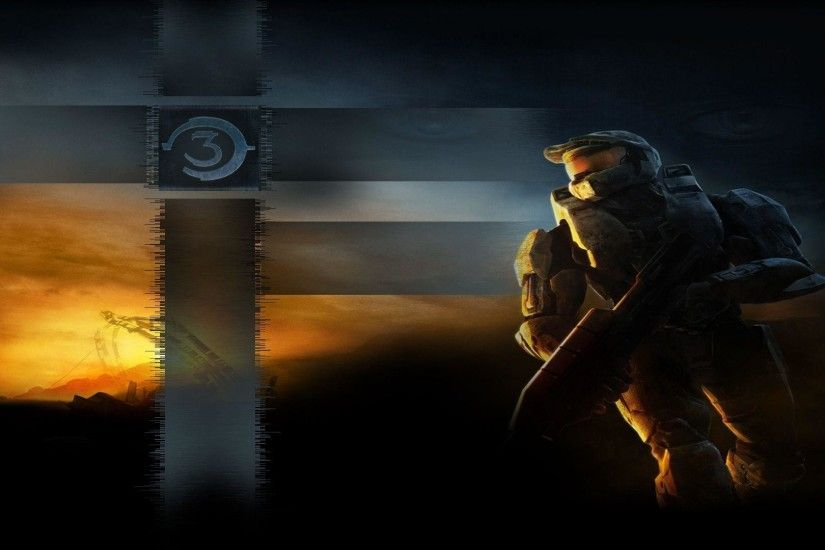 Wallpapers For > Cool Halo 3 Wallpapers Hd