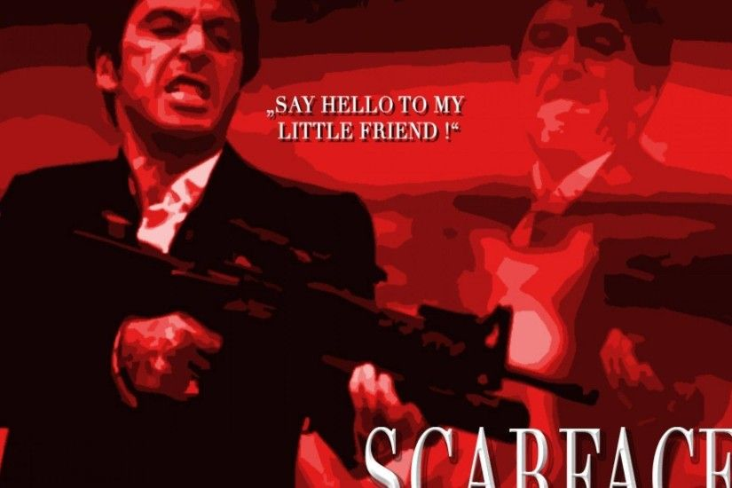Scarface 26560 - Scarface Wallpaper