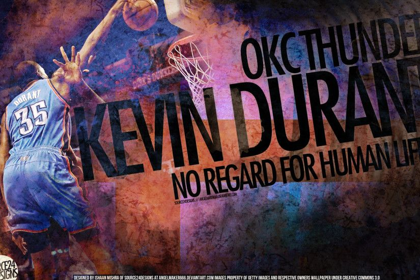 Kevin Durant Dunk Wallpaper by IshaanMishra Kevin Durant Dunk Wallpaper by  IshaanMishra
