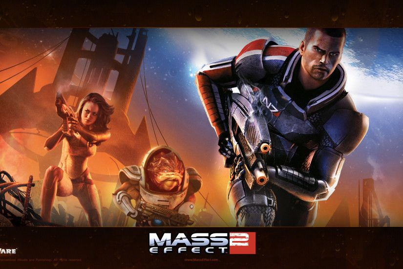 Happy N7 Day – A Love Letter to Mass Effect 2