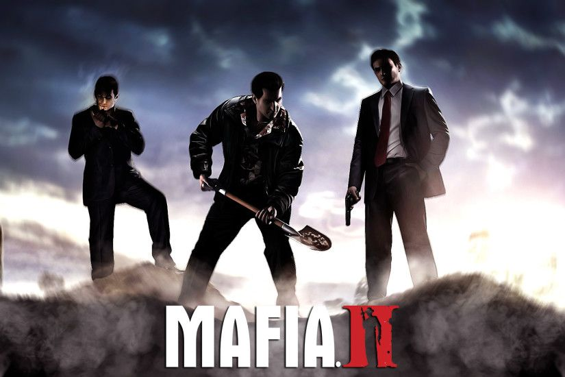 ... Mafia 2 Wallpaper by Voice666 by WWEPHVoice666