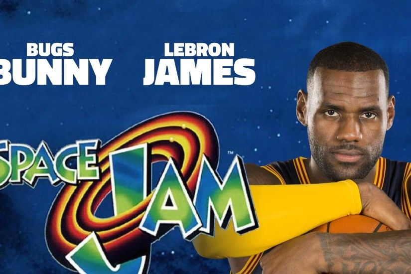 Five reasons LeBron James makes a better 'Space Jam' character than Michael  Jordan | NBA | Sporting News