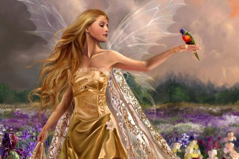 Fantasy wallpapers image fairy wallpaper Fantasy HD Wallpaper 1920x1080 px