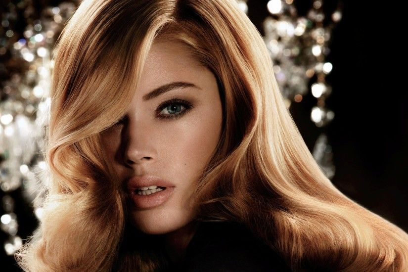 Preview wallpaper doutzen kroes, girl, model 3840x2160
