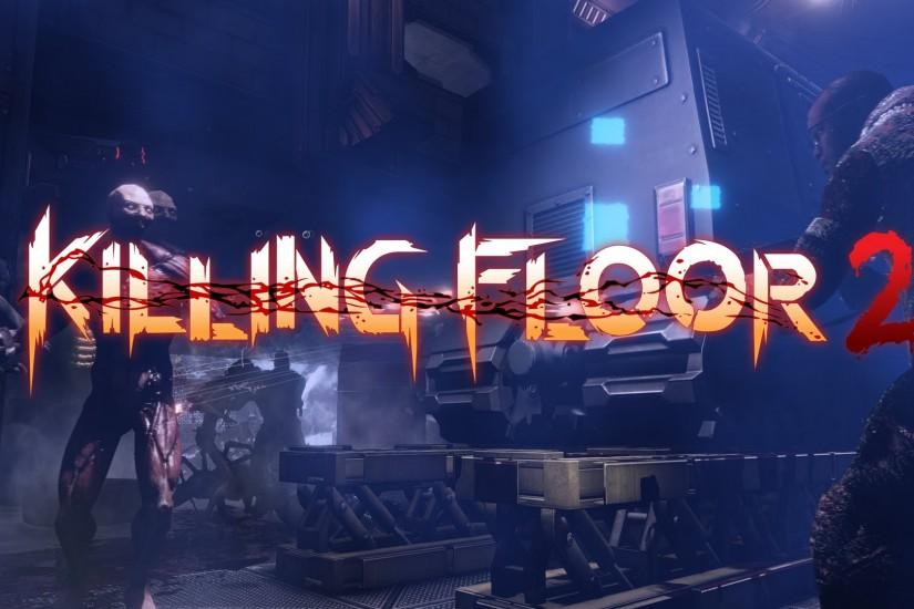 Killing Floor 2 Gameplay (Quality Test)