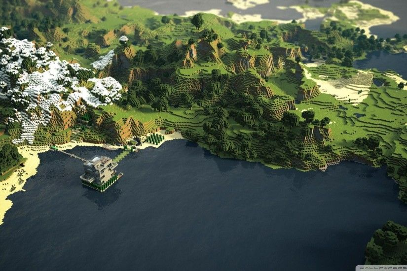More awesome minecraft wallpapers | #1 Design Utopia Trend