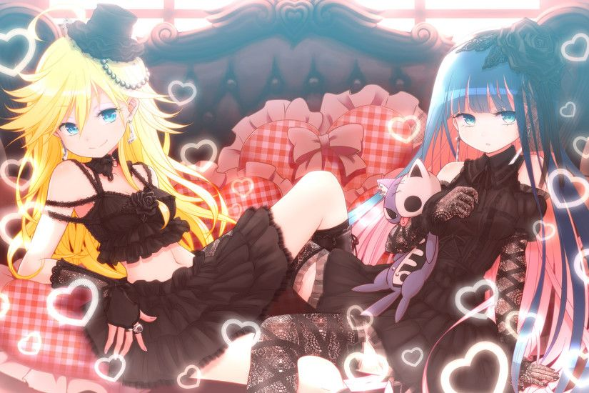 4 Panty (Panty & Stocking with Garterbelt) HD Wallpapers | Backgrounds -  Wallpaper Abyss