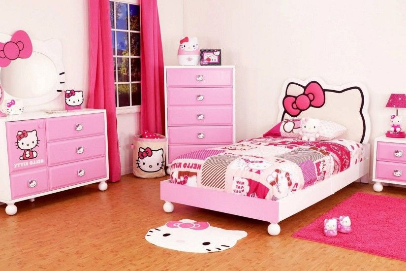 Hello Kitty Room Design