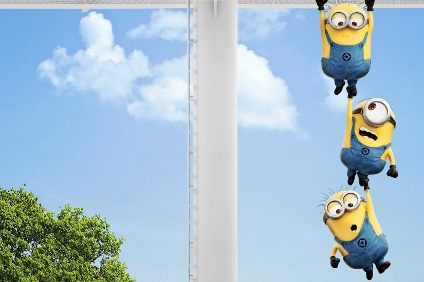 new minions wallpaper 1920x1080 htc