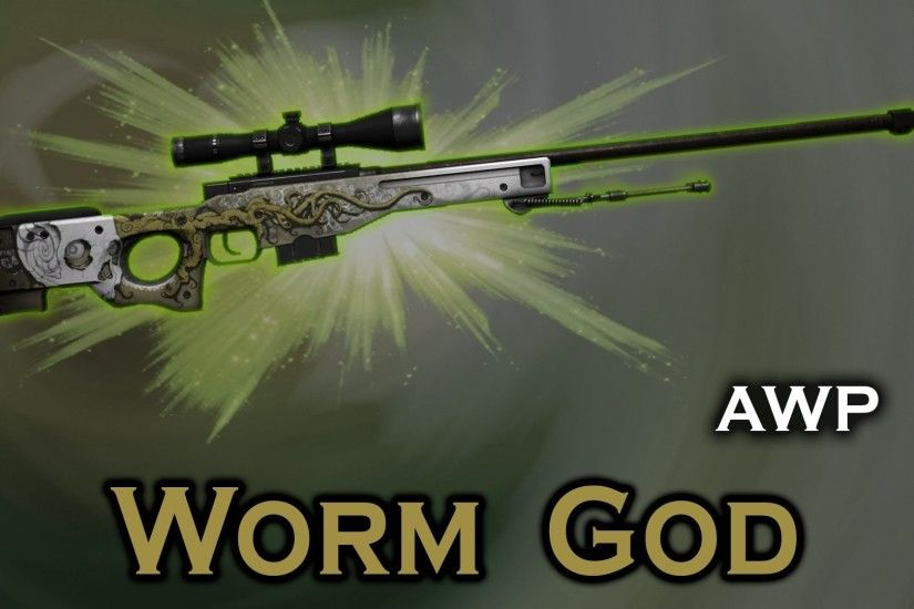 Counter Strike Source Worm God Awp csgo