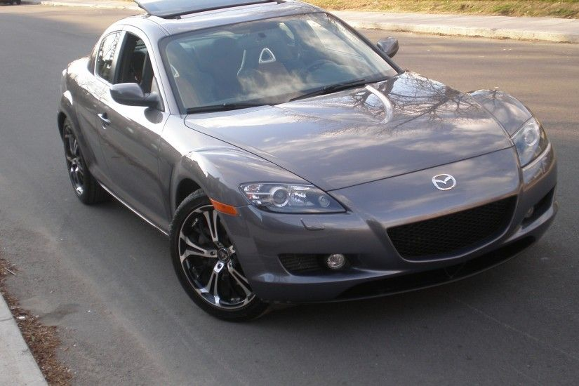 2006 Mazda Rx-8 - Information And Photos - Zombiedrive with regard to Best  of