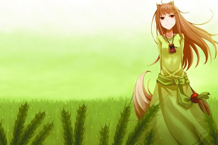 Holo The Wise Wolf Wallpaper - Viewing Gallery