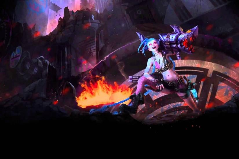 League of Legends Dynamic Wallpaper HD 1080 Images