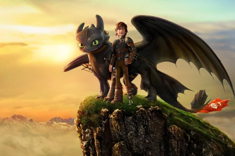 How To Train Your Dragon 3 Movie Wallpaper