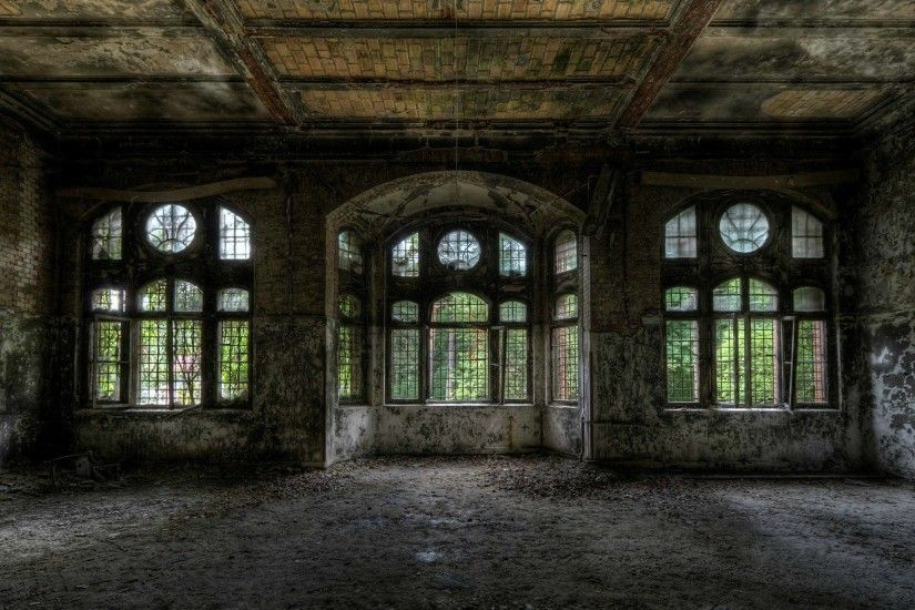 Abandoned Building Res: 2560x1600 / Size:661kb. Views: 28799. More  Architecture