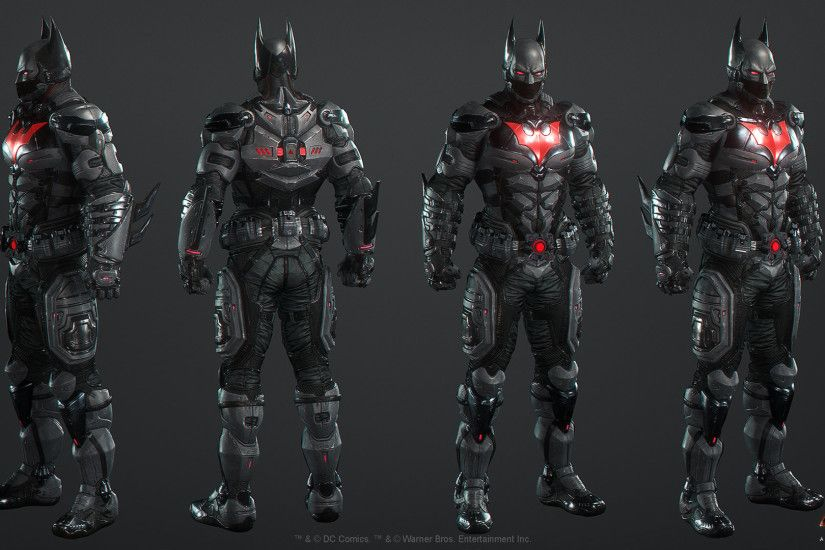 Some 3D rendering from an artist named Ritorian, giving a good idea what a  live action Batman Beyond might look like. | Batman | Pinterest | Batman ...