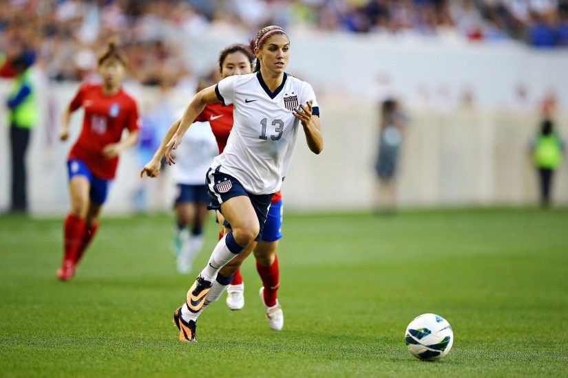 Alex Morgan ○ All 50 Goals For U.S. women's national team ○ 2010-2015 -  YouTube