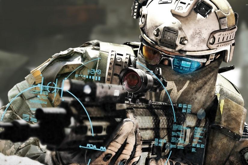 Tom Clancy's Ghost Recon wallpaper