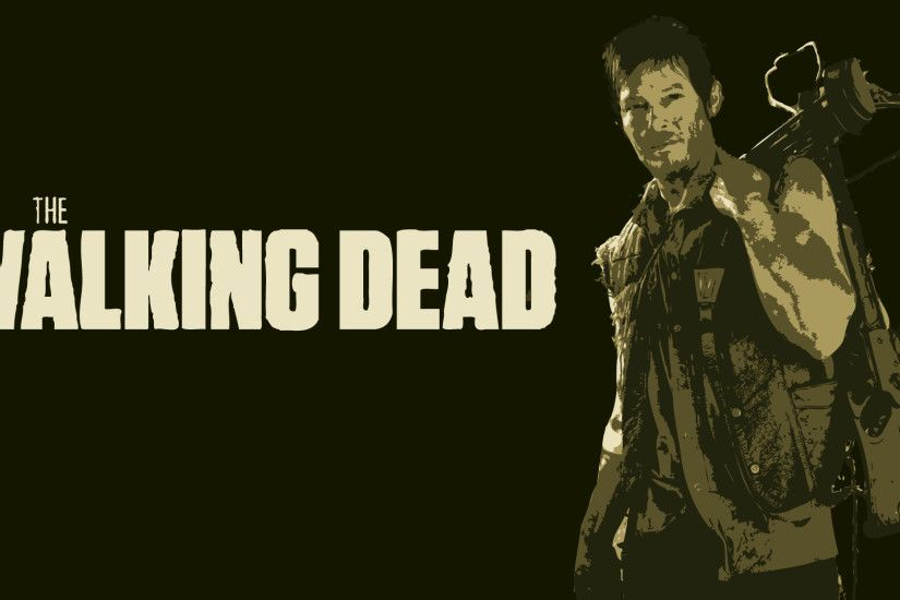 Add media Report RSS The walking dead - wallpaper (view original)