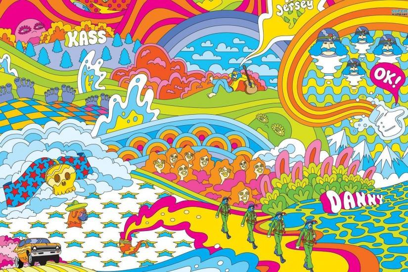 Hippie Desktop Backgrounds - Wallpaper Cave