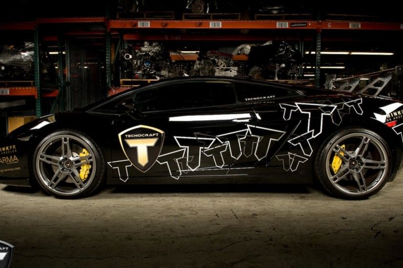 Hot custom lamborghini wallpaper - pic 2 | 1080p HD High Resolution Image