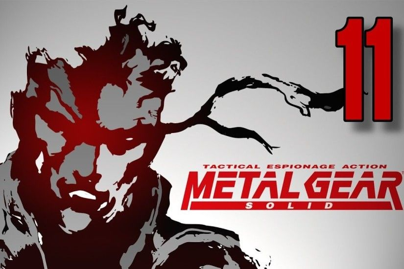 Metal Gear Solid #11 - Psycho Mantis