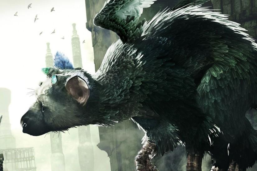 PS4-exclusive The Last Guardian is a combination of beauty and frustration