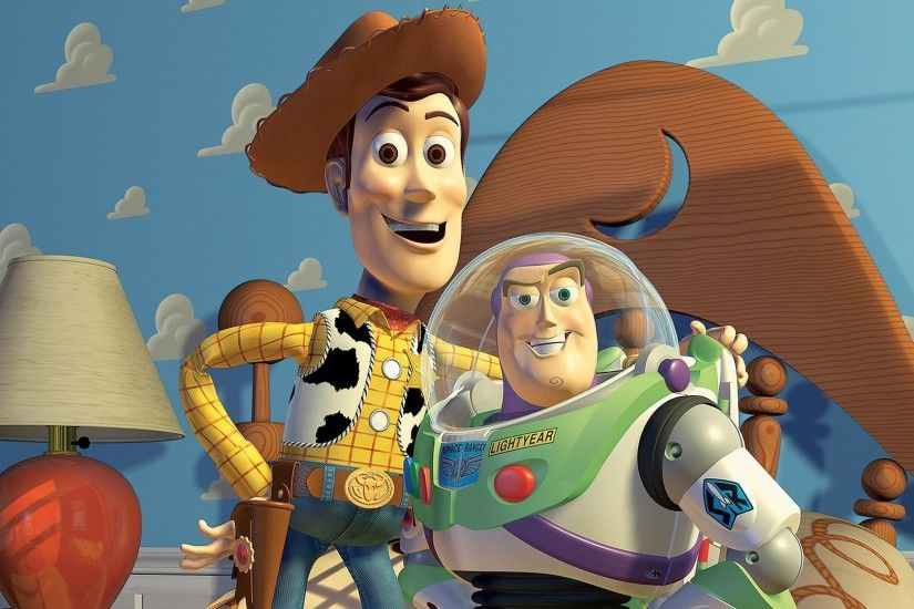 Toy Story Full HD Wallpaper 1920x1080